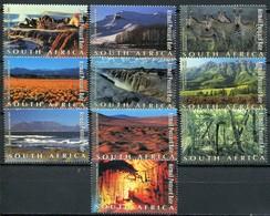 Südafrika Mi# 1403-12 Postfrisch/MNH - Tourism - Afrique Du Sud (1961-...)