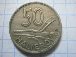 Slovakia , 50 Halierov 1941 - Slowakei