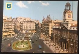 Madrid Puerta Del Sol. - Madrid