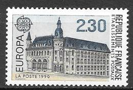 Année 1990 _ N° 2642**+2643**+2644** - France