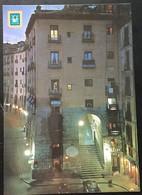 Madrid. Arco De Cuchilleros. - Madrid