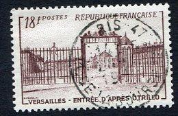 France N°939 Oblitéré, Qualité Superbe - France