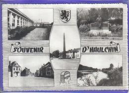 Carte Postale 59. Haulchin  Borne Michelin Très Beau Plan - Altri Comuni