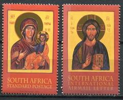 Südafrika Mi# 1606-7 Postfrisch/MNH - Christmas - Ohne Zuordnung
