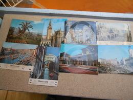 Cartes Postales Disque Fonoscope Et Autres, Lieux Différents - Formatos Especiales
