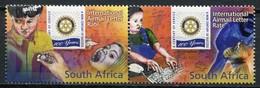 Südafrika Mi# 1633-4 Postfrisch/MNH - Rotary - Ohne Zuordnung