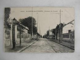SAINT MAUR DES FOSSES - Avenue De Condé - Saint Maur Des Fosses