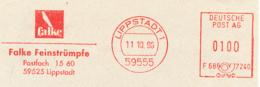 Freistempel 9416 Vogel Falke Feinstrümpfe - Affrancature Meccaniche Rosse (EMA)