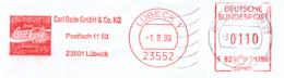 Freistempel 9437 Coca Cola - Affrancature Meccaniche Rosse (EMA)