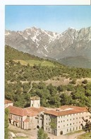 Postal 045581 : Picos De Europa. Monasterio De Santo  Toribio De Liebana - Cartoline