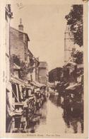 Evreux Vue Sur L'Iton     1938 - Evreux