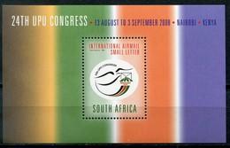 Südafrika Mi# Block 111 Postfrisch/MNH - UPU 2008 - Non Classificati