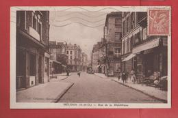 MEUDON                Rue De La République                      92 - Meudon