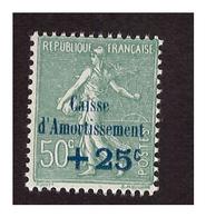 Timbre N° 247 Neuf ** - Francia