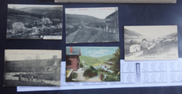 2) Trois-Ponts - Lot De 5 Cartes Postales - Voir 2 Scans. - Trois-Ponts