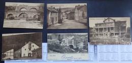 3) Trois-Ponts - Lot De 5 Cartes Postales - Voir 2 Scans. - Trois-Ponts