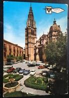 Toledo. Catedral Y Plaza Generalisimo. - Toledo