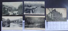 6) Trois-Ponts - Lot De 5 Cartes Postales - Voir 2 Scans. - Trois-Ponts
