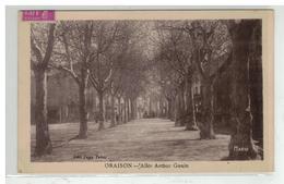 04 ORAISON ALLEE ARTHUR GOUIN - Unclassified