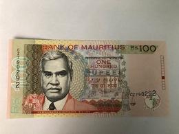 MAURITIUS - 100 RUPEES - 2013 - UNC  - PICK: 56e - Mauritius