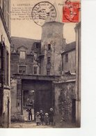 CPA - 94 - 4 -  GENTILLY - LA TOURELLE DE LA REINE BLANCHE DE CASTILLE - N°  1 - - Gentilly