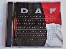 D.A.F.  Jugend, Der Mussolini - Musica & Strumenti