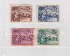 Vignettes/sluitzegels   SPA Sources Ferrugineuses.+/- 1900 - Vecchi Documenti