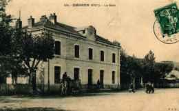05 - EMBRUN - La Gare - Embrun
