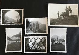 Lot 6 PHOTOS - GRANDE CHARTREUSE & Environs 1934 - Places