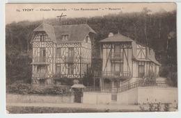 """76 - Yport - Châlets Normands - """" Les Frondaisons """" - """" Nenette """" - Yport"""