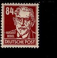 DDR 341 Persönlichkeiten / Köpfe Falz * MLH - DDR