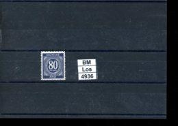 All. Besetzung, Gemeinschaftsausgabe, Xx, 935 Plattenfehler Beschädigtes Oval - Zone AAS