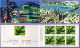 Latvia Lettland Latvija Lettonia 2003. Protected Plants Of Latvia. Booklet. Mi.# 588D.   MNH - Lettonie