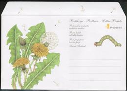 1999 Finland, Postal Letter, Autumn Mint - Postwaardestukken