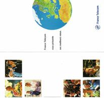 ENCART VOEUX FRANCE TELECOM 1994 - France