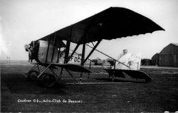 Avion Gaudron G3 - Aéro Club De Beauce - 1919-1938: Entre Guerres