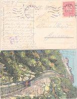 AUTRICHE   - TRAINS CP 3.6.1917  / 1 - Treinen