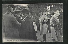 CPA Presles, La Saint-Hubert, Equipage De Le Prince Murat, Jagdgesellschaft - Presles