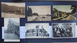 3) Huy - Lot De 6 Cartes Postales - 2 Scans - Huy