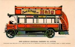 CPM - Carte Postale - Autobus Autocar - Busse & Reisebusse