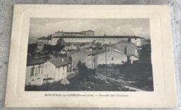 43  Monistrol Sur Loire 1939 Couvent Des Userlines - Monistrol Sur Loire