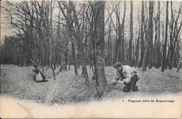 Flagrant Délit De Braconnage - Hunting