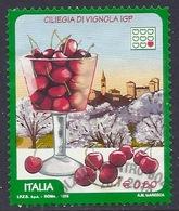 Italia / Italy - 2015 Ciliegia Di Vignola IGP, Cherries, Cerise, Kirsche, Local Fruits, Frutti, Used - 2011-...: Usados