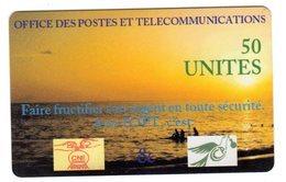BENIN Prépayée TELE PLUS 50 U - Bénin