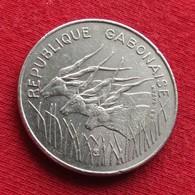 Gabon 100 Francs 1985 - Gabon