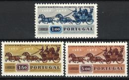 Portugal 1963. Mi.Nr. 938-40, *, MLH - Ungebraucht