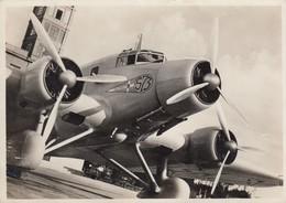 Aviazione - Compagnie Aeree - Ala Littoria S.A. - S.M. 73 - 1934 Aereoporto Del Littorio - Bella - Aviation