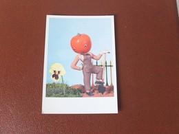 Légumes Et Fruits Humanisés Rox Karte ( Style Arcimboldo ) ( Jardinier Tomate ) - Other