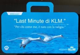 KLM Airlines Carte Postale - 1946-....: Modern Era