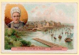 Chromo Didactique. Littoral & Iles De France. Douarnenez. - Other